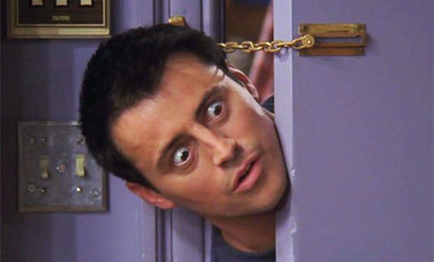 Being Joey - Matt LeBlanc